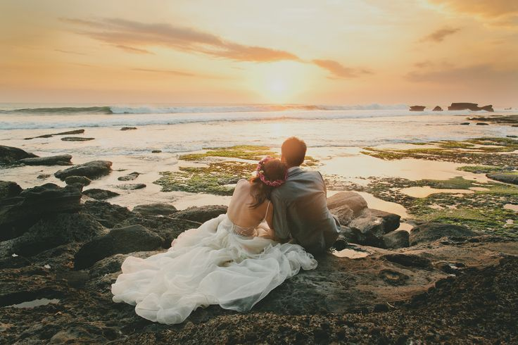 Bali Pre Wedding Tanah Lot HeryPortrait