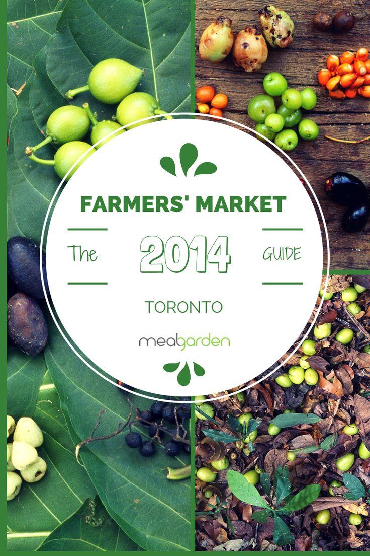 #Toronto #freshfood  The Meal Garden Farmers' Market Guide 2014: https://mapsengine.google.com/map/edit?hl=en&authuser=0&mid=zyMGx1jF9On8.kt2288ponTZk