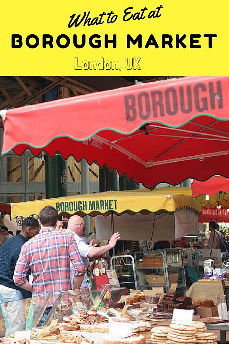 With huge crowds and so many options, it is easy to get lost in the craziness of Borough Market in London. Here is our guide to the best eats at this fabulous market.