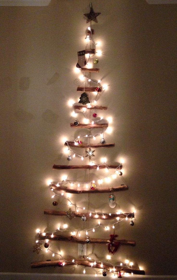 20 Best Alternative Christmas Tree Images On Pinterest