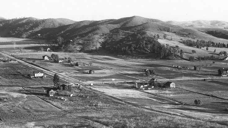 """From Cows To Concrete"": New Book Provides History of Agriculture in Los Angeles County 