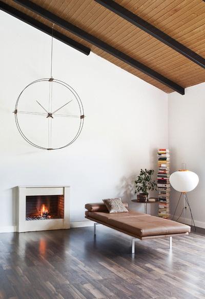 Clock from Nomon design company from Barcelona.Love-Spain