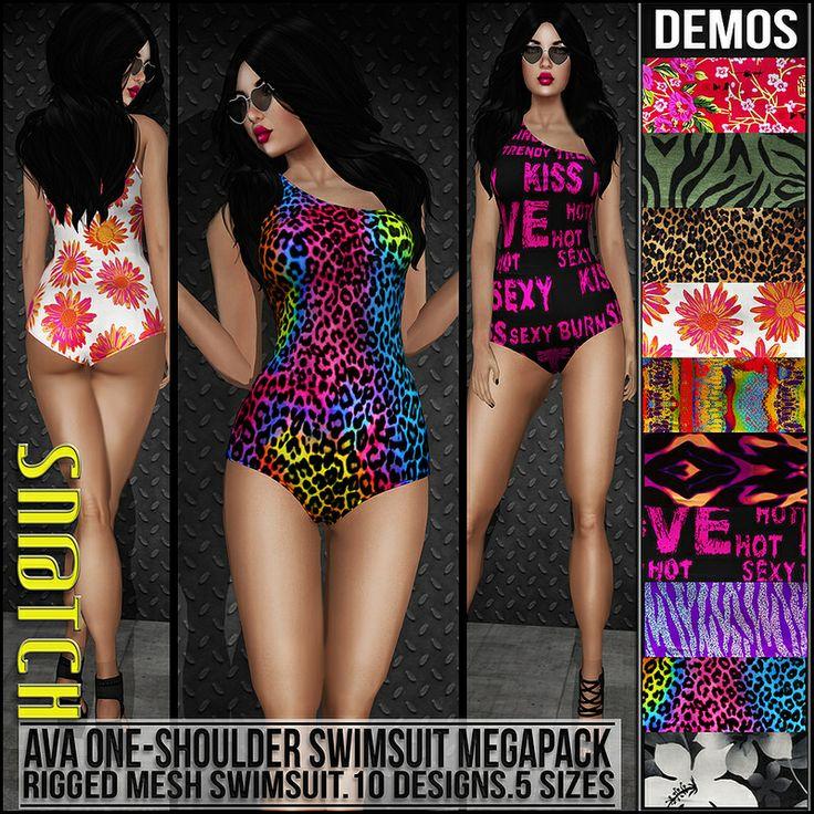 Sn@tch Ava Swimsuit Megapack Vendor Ad LG | Flickr - Photo Sharing!