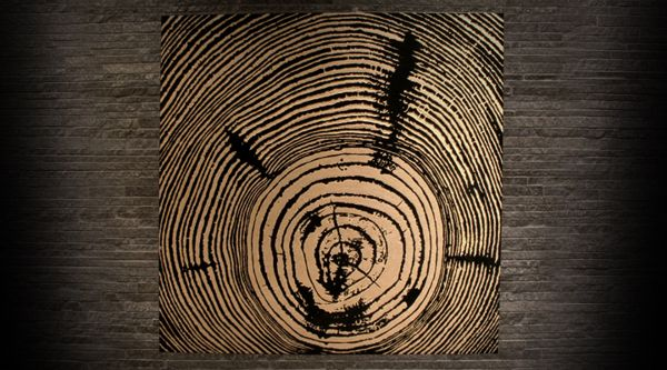 geometree | woodcut by teokon, via Behance