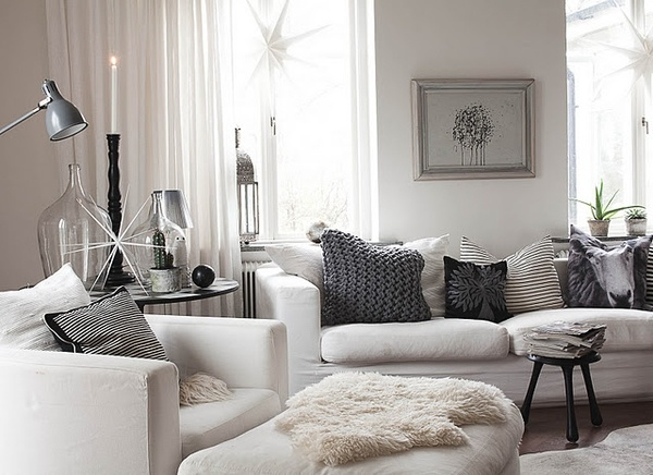 i have a fascination with white furniture at the moment... #interiors