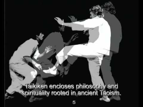 Taikiken basic applications!