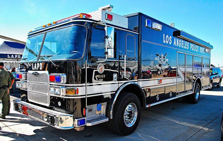 Los Angeles Police Department Bomb Squad