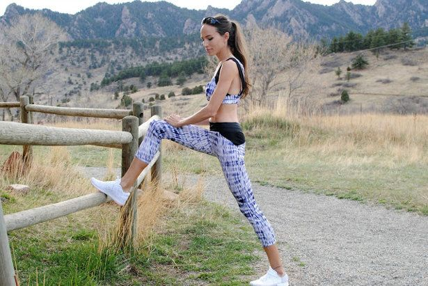 """When I saw Burda Style's """"Cool Running"""" set it was only fitting as a runner that this be my first try at making my own active wear. Since the boom of athleisure I've been interested in trying a few myself but it can be somewhat intimidating at first. Being a runner who trains consistently I value pieces that offer comfort, support, and function. Bonus points for style and design. This pattern set checks all the boxes I look for in active wear."""
