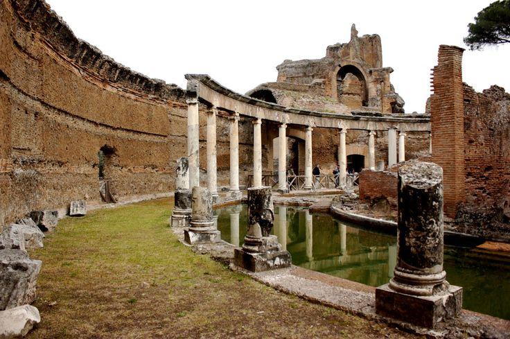 hadrian's villa   Rome..: Villa Adriana (Hadrian's Villa)