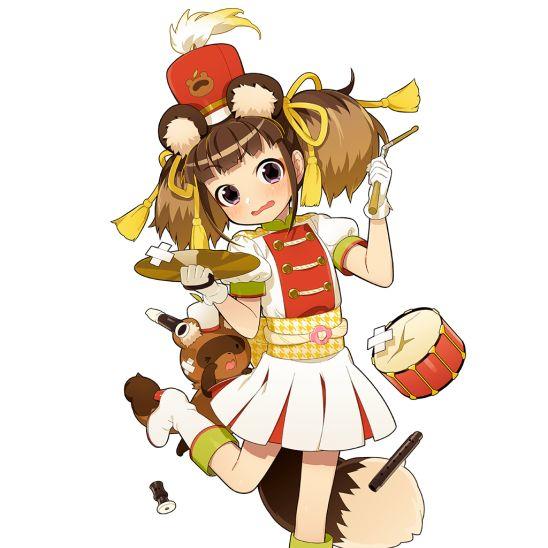 【ウチ姫】UR+「狸守姫 たぬこ」ステータス・評価まとめ - お姫さま図鑑|ウチ姫公式攻略Wiki - GAMY(ゲーミー)