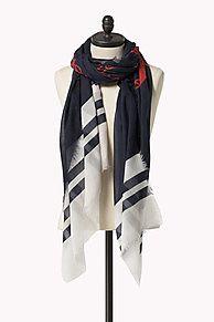 Achetez votre écharpe ancre hilfiger acheter la nouvelle collection de écharpes pour femme. Retours gratuits. 8719109393563