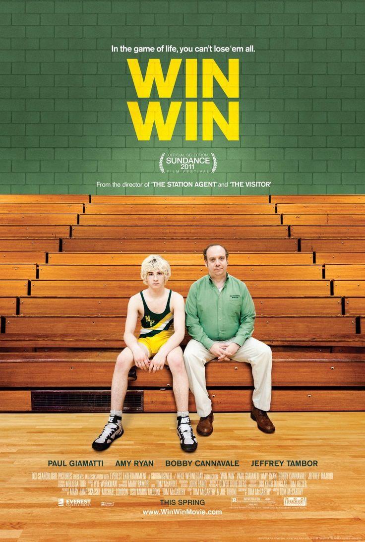 Win Win was a big hit at RiverRun 2011  http://riverrunfilm.com/