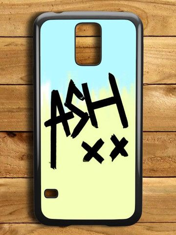 5sos Ashton Irwin Signature Color Samsung Galaxy S5 Case