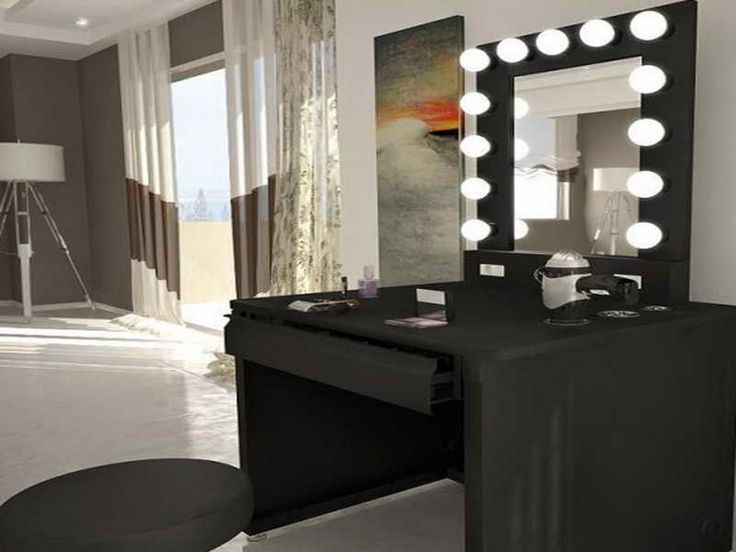 1000 ideas about coiffeuse avec miroir on pinterest vanities coiffeuse ikea and miroir ikea. Black Bedroom Furniture Sets. Home Design Ideas