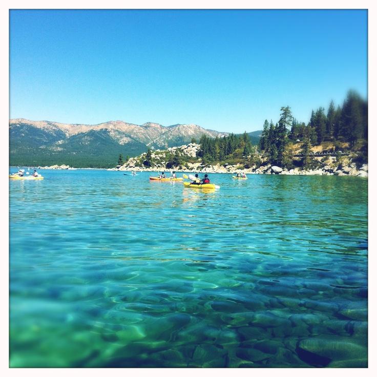 kings beach, lake tahoe. 9/2012