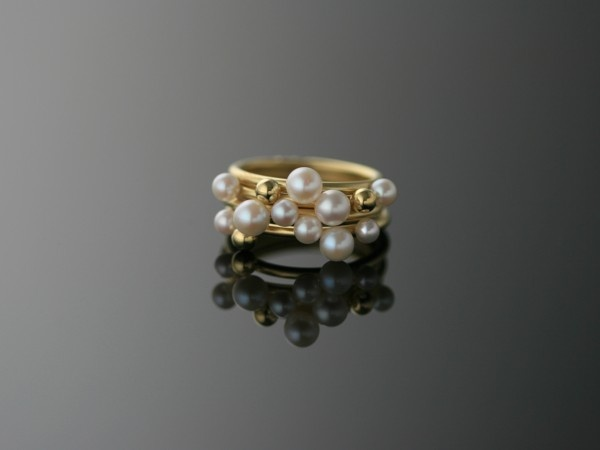 """Bubble ring"" by Chao and Eero --- my Wedding Ring"
