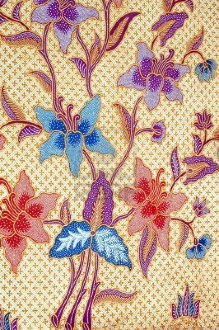 104 Best Images About Indonesian Batik Design On Pinterest