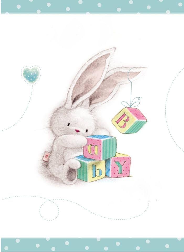 Bunny Children Art
