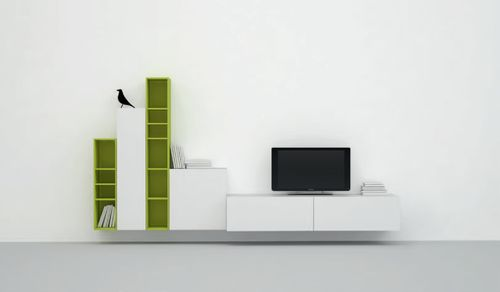 Jesse  Open View Storage System from LOMI Design