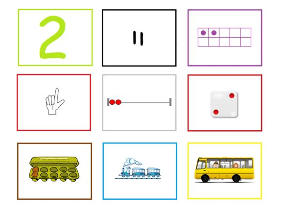 Cijferkaart 2:  Met deze cijferkaarten kun je veel rekenactiviteiten doen in de groep. Ze kunnen heel goed gebruikt worden bij de digibordles: http://digibordonderbouw.nl/index.php/lessen/rekenen/telenzoek112