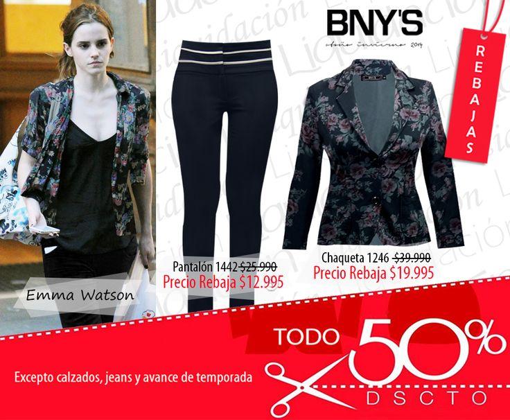 #BNYS #50Descuento... comenzó nuestra gran liquidación!!!