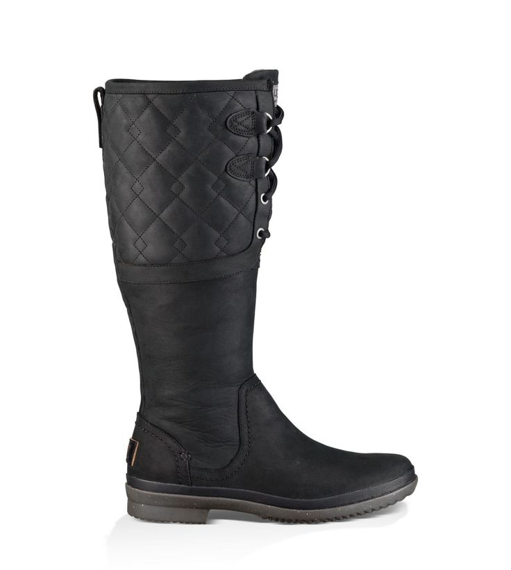 $250/UGG/Shop our collection of women's all-weather boots including the Elsa Deco Quilt. Free Shipping & Free Returns on Authentic UGG® all-weather boots for women at UGG.com.