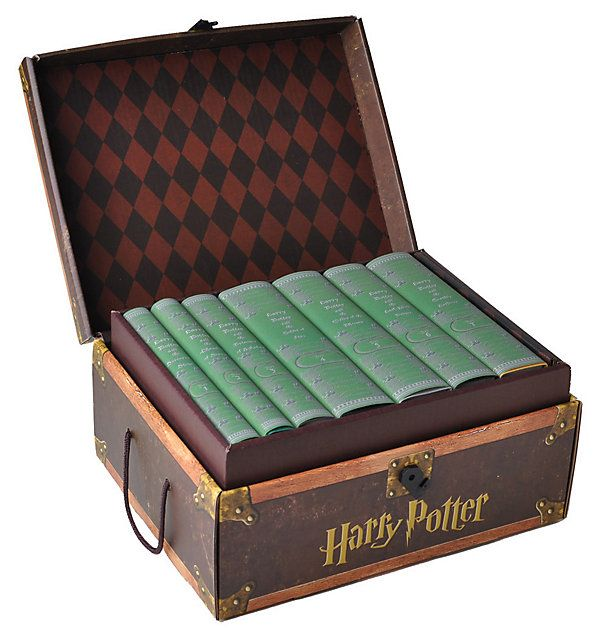 Harry Potter Book Gift Set ~ S harry potter slytherin collection
