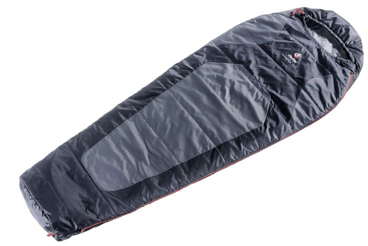 O saco de dormir Dream Lite 500 e o 500 L da Deuter complementa a linha Speed Lite de mochilas