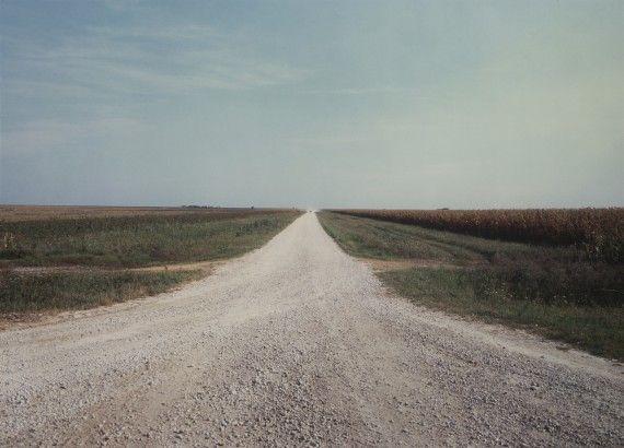 Luigi Ghirri, Verso la foce del Po, 1989 | Artuner