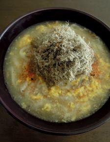 山芋ととろろ昆布のうどん|きちんとレシピ|フードソムリエ