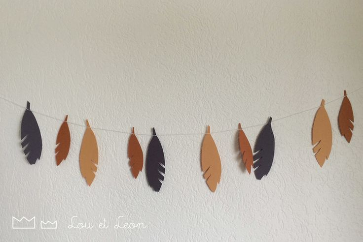 Si cute! An Indians Garland! DIY!!! Free download in our website! Excellent for a BirthdayParty, an indian party to decorate your kidsroom!!!!