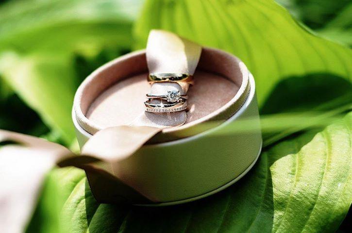 #bisaku #wedding #rings #engagement #svatba #snubni #zasnubni #prsteny