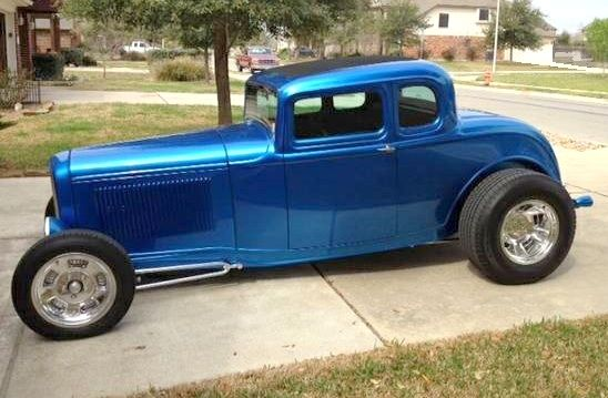 32 Ford 5 Window JR Hot Rod Coupe