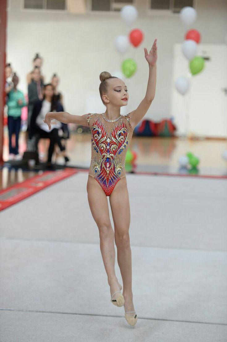 Купальник для художественной гимнастики Екатерины Кавешниковой