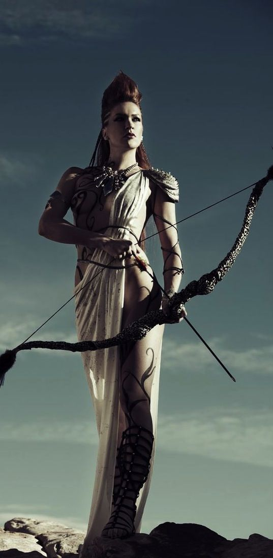 Diana the Huntress | cynthia reccord
