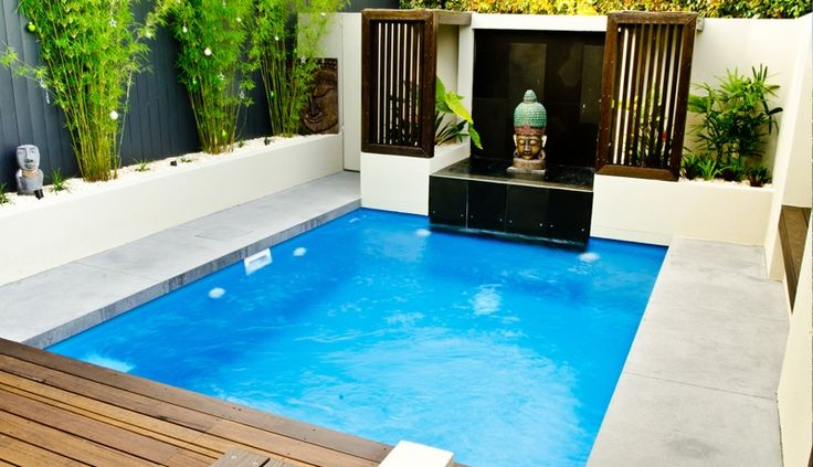 25 Best Ideas About Plunge Pool Cost On Pinterest Small