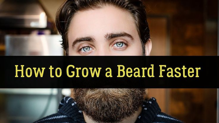 How to Grow a Beard Faster - Tips And Tricks