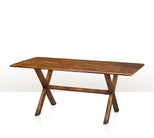 A Solid Babool Refectory Table