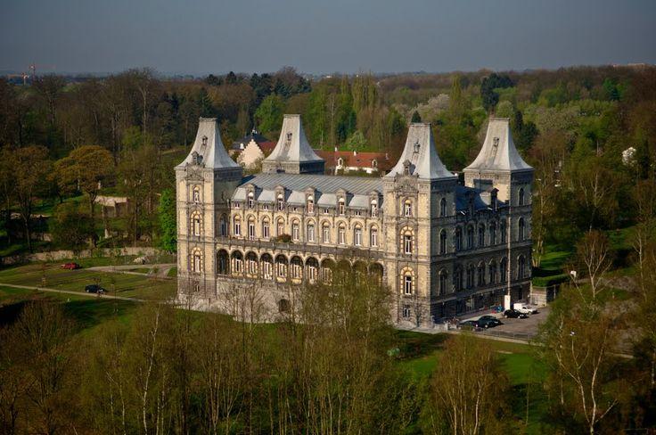 Het kasteel van Argenteuil, Terhulpen (www.robberechts.tv)