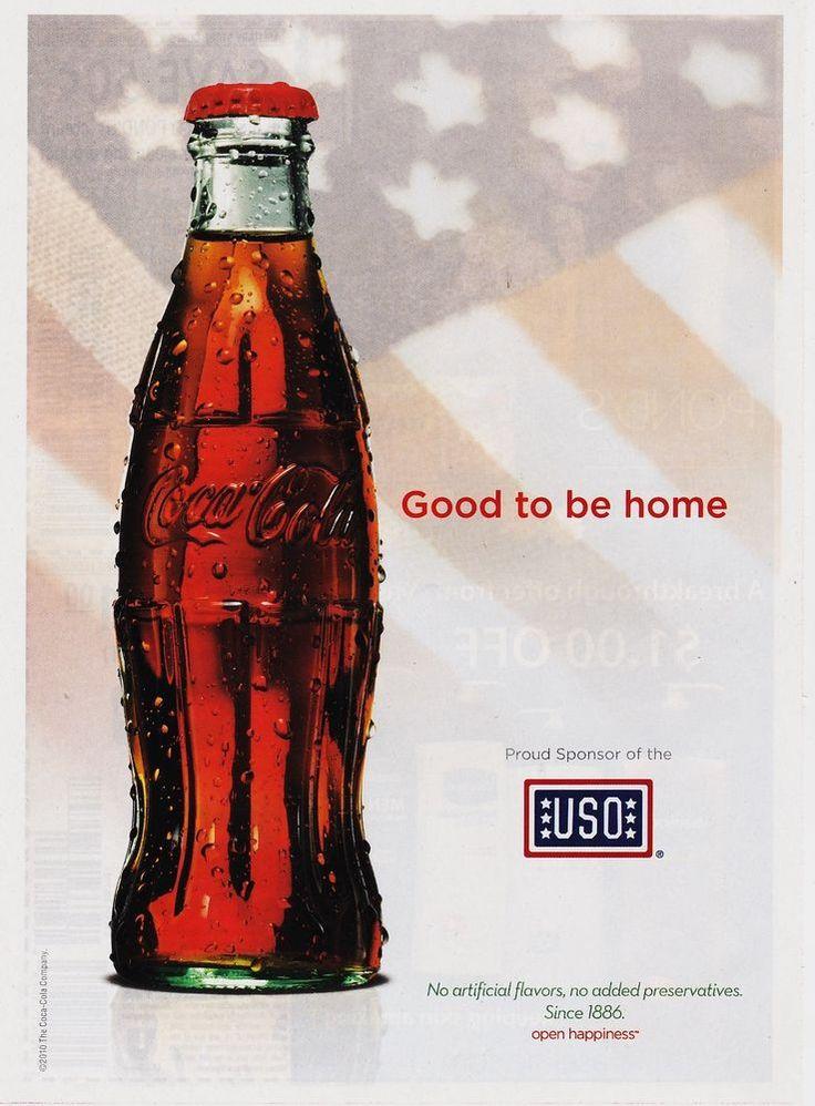 21 best ad ads COCA COLA COKE soda pop DR PEPPER advertisements ...