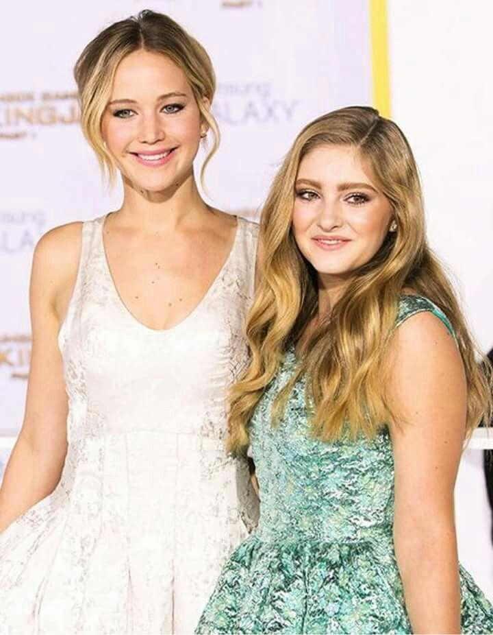 Everdeen sisters Jennifer - Katniss & Willow - Prim/Primrose
