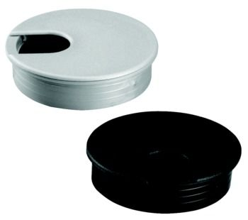 Cable Grommet, Two-piece, Round