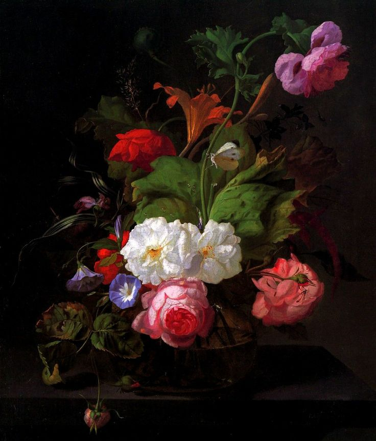 338 Best Images About Still Life On Pinterest: 47 Best Images About Rachel Ruysch (1664-1750) On
