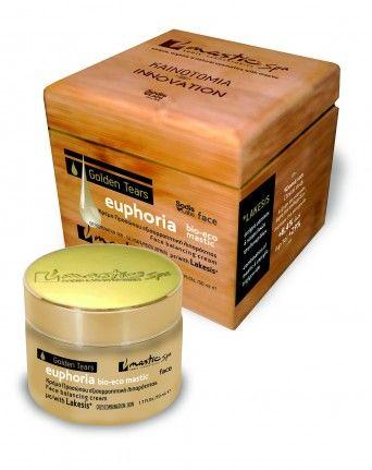 Mastic Spa Euphoria with lakesis Face balancing cream