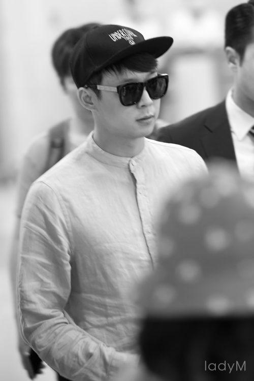Chun BB back home safe and sound ❤️ JYJ Hearts