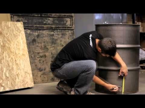 Big Poppa Smokers Engineered Drum Smoker Kit Instructions - YouTube