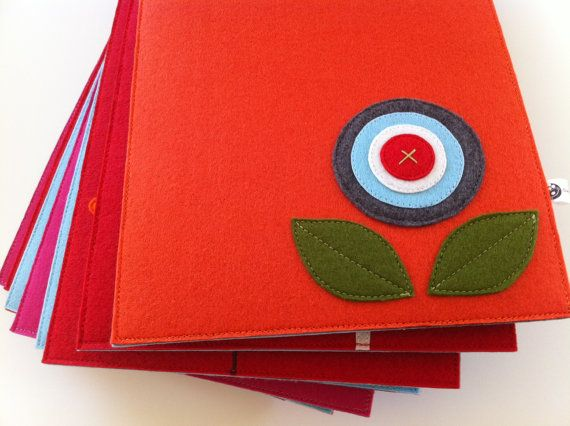 NEW Bloom CollectionPersonalized iPad/Kindle/Nook by claraiuribe