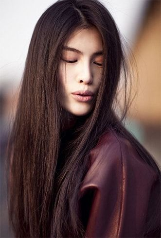 Top Asian hairstyles to give yourself a mane makeover! #asian # hairstyles # give #mahne #makeover