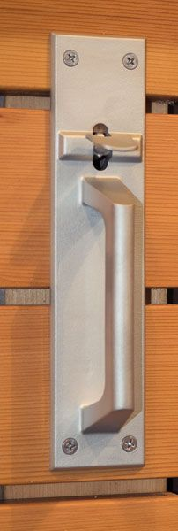 Stainless Steel Suffolk Latch, Stainless Steel Thumb Latch, Contemporary Gate Latch