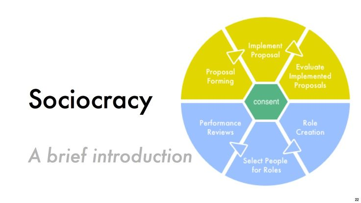 A brief introduction to classic Sociocracy